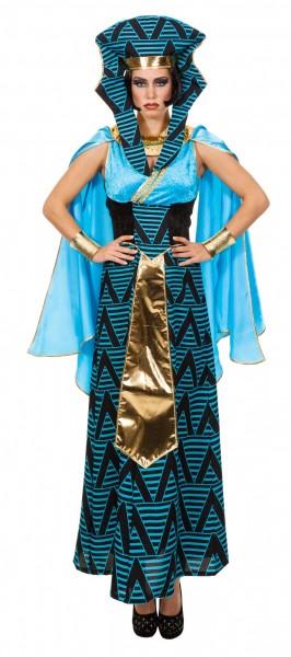 Ägyptische Göttin Sibeal Damenkostüm