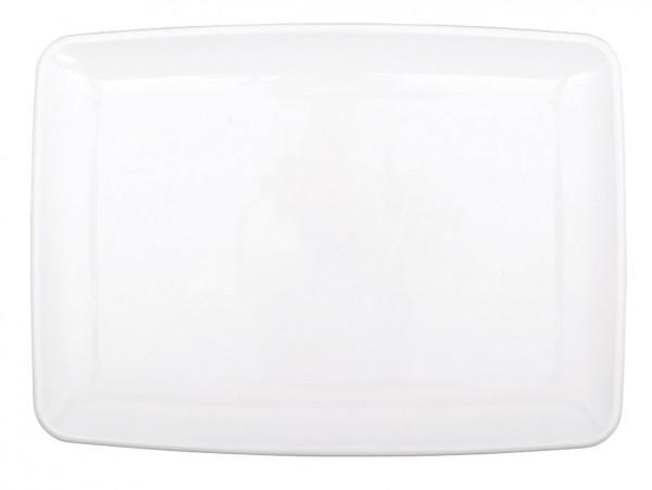 Kunststoff Tablett Snow White 20,3 x 27,9cm