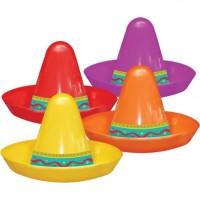 1 Mini Sombrero verschiedene Farben