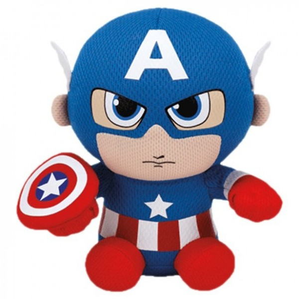 Captain America Kuscheltier 15cm