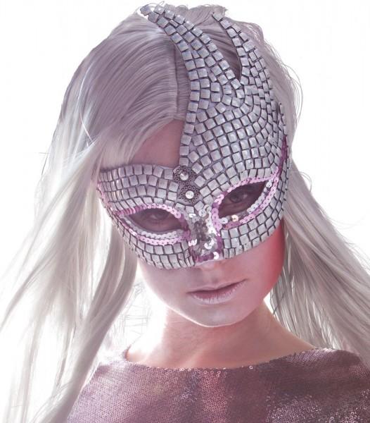 Venetiansk Gioia ædelstenmaske