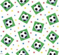 Fußball Tischdecke Soccer Star
