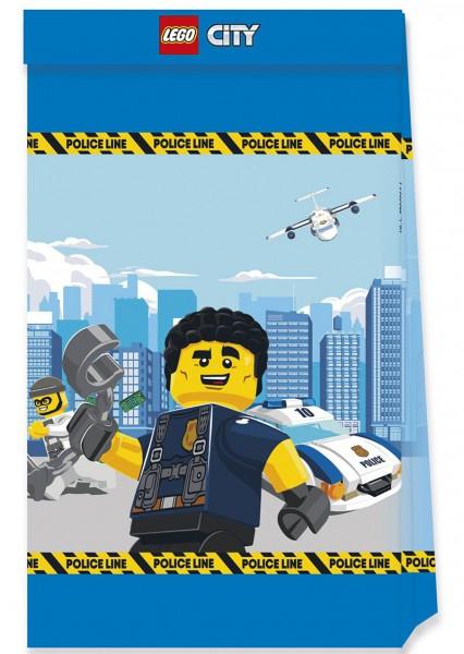 4 Lego City FSC Papiertüten