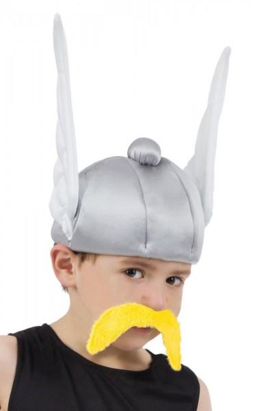 Zachte Asterix-helm voor kinderen