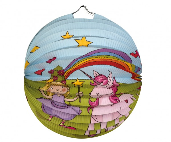 Lampion sprookjesachtige droom Princess 25cm
