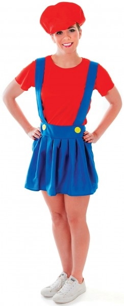 Super Mariane Lady Kostüm