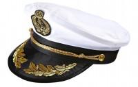 Kapiteinsmuts Met Gouden Ornament