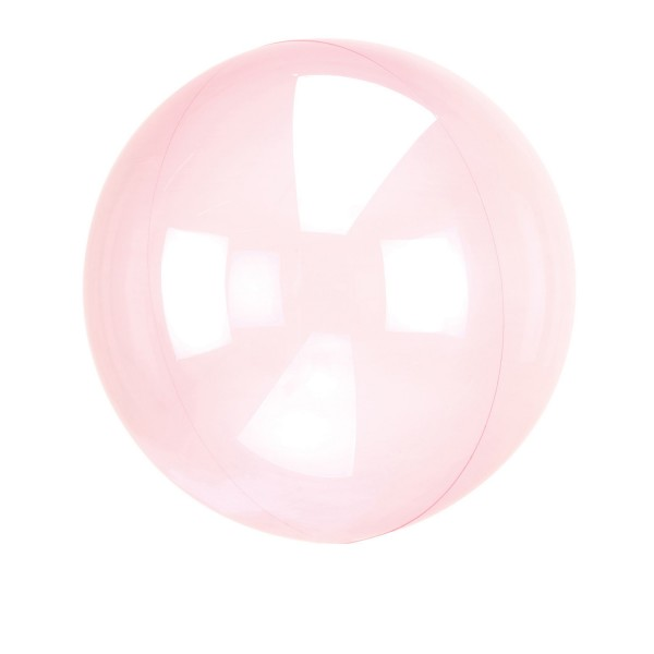 Pink ball balloon 40cm