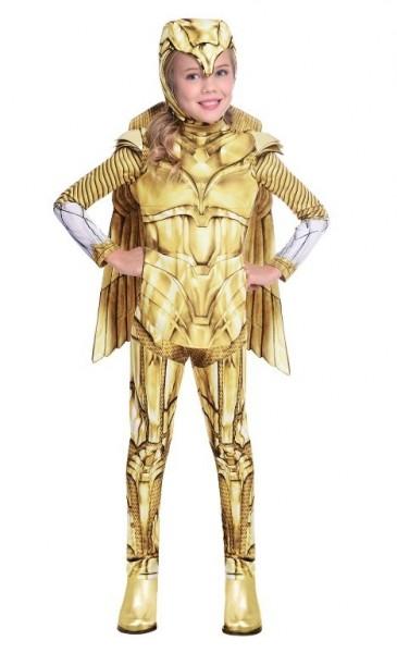 Golden Wonder Woman Kinderkostüm