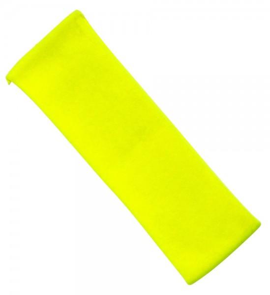 80er Neon Stirnband Kathy gelb