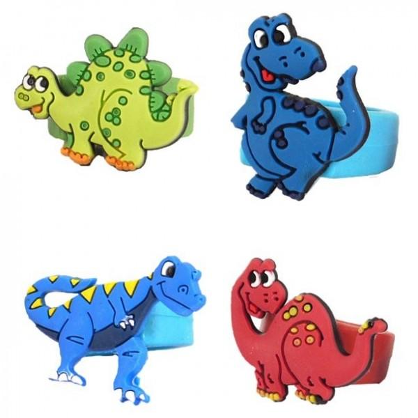 1 Dinosaurier Ring