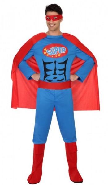 Clark Superhelden Kostüm