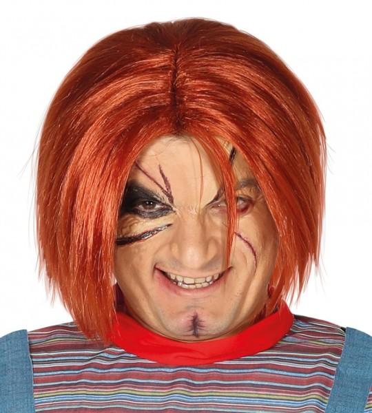 Horror pop Charlie pruik
