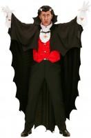 Dracula Vampir-Cape