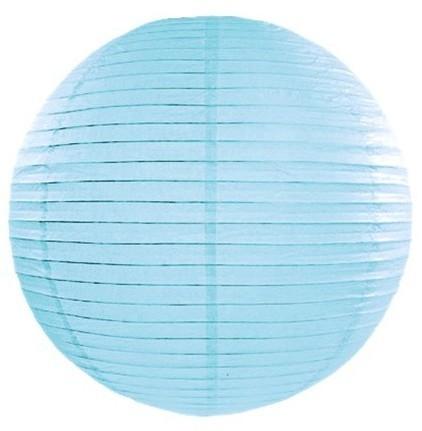 Lanterne Lilly bleu glacier 35cm