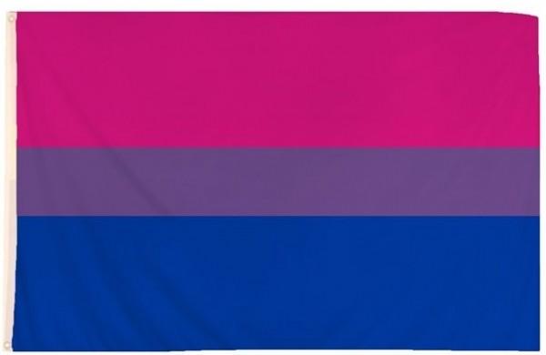 Bisexual Pride flag 1.52mx 91cm