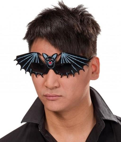 Fledermaus Flügelbrille