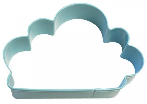 Emporte-pièce nuages bleus
