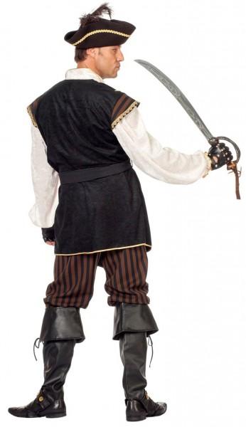 Murderous pirate men's costume
