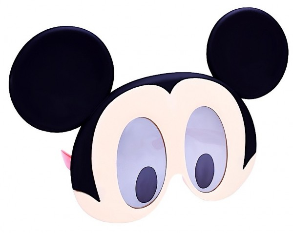 Lustige Disney Mickey Mouse Brille