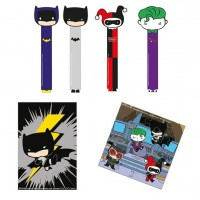 24 Batman & Joker Comic Mitgebsel