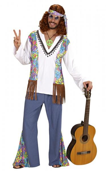 Costume pour homme hippie décontracté