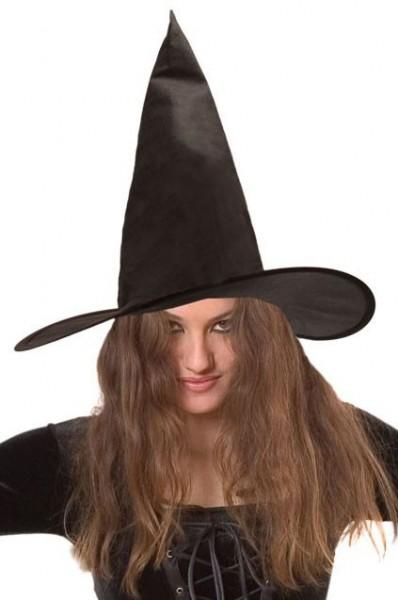 Hexenhut Schwarz Zaubererhut Halloween