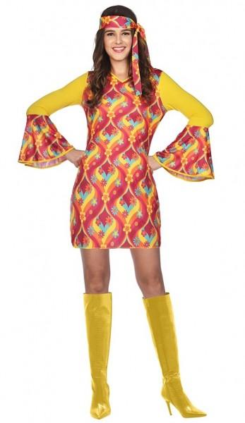 Hippie Sunshine Damenkostüm