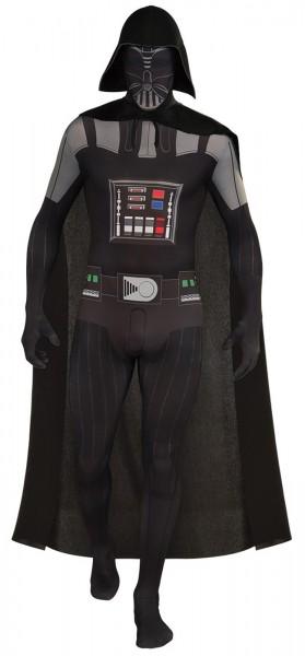 Darth Vader Catsuit Ganzkörperkostüm