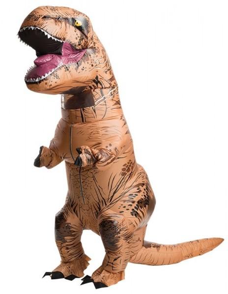 Opblaasbaar T-Rex XXL-kostuum
