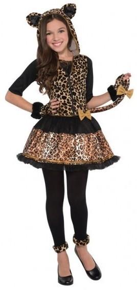 Süßes Ballerina Löwen Kostüm Leonie für Mädchen