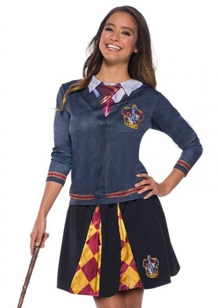 Harry Potter Sweater Gryffindor Girl