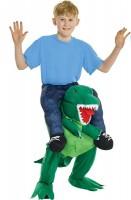 Huckepack Dino Rexar Kinderkostüm