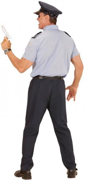 Kostium policyjny męski