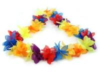 Hawaiikette im fröhlichen Farbmix