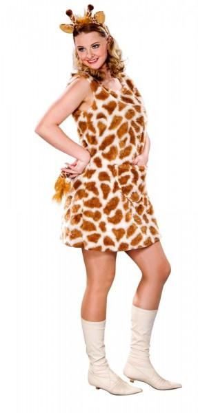 Gerda Giraffe Damenkostüm