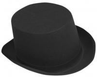 Eleganter Schwarzer Zylinder Für Erwachsene