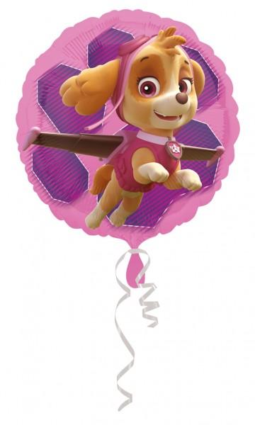 Paw Patrol Girls Folienballon 43cm