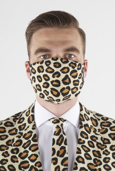 OppoSuits The Jag Mund Nasen Maske