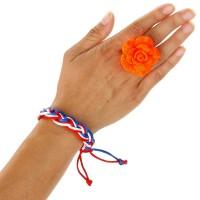 Armband für Niederlande-Fans