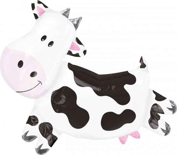Foil balloon cow Mia