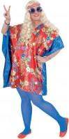 Lady Sue Hippie Kostüm Für Damen