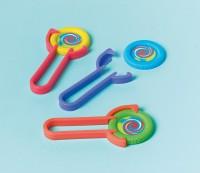 Coole Mini Disc Shooters Bunt Für Geschenktüten 12 Stück