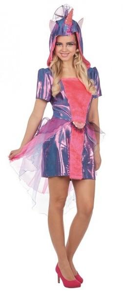 Einhorn Pinky Kleid