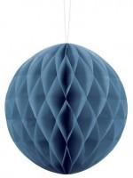 Wabenball Lumina blau 20cm