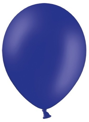 10 palloncini Royal Blue 30cm