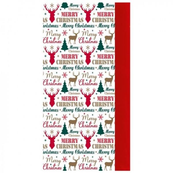 Feliz Navidad papel de seda