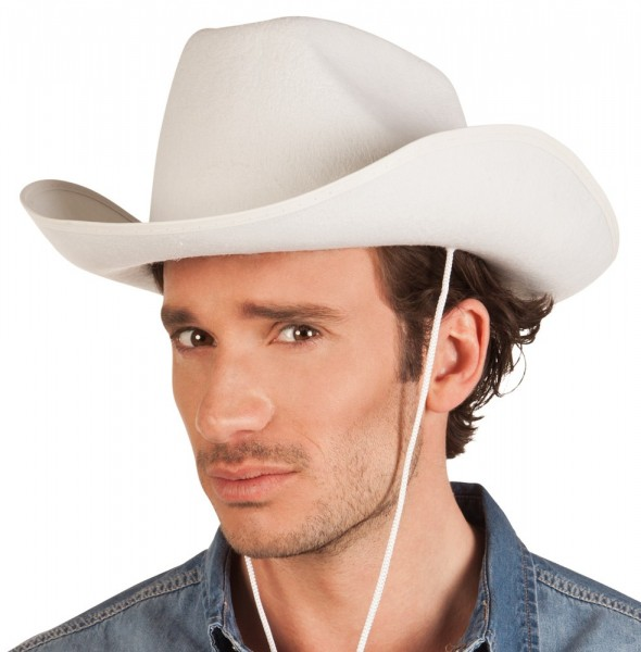Cappello da cowboy occidentale per adulti