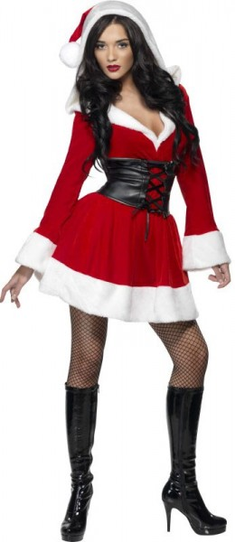 Costume de dames Hot Santa