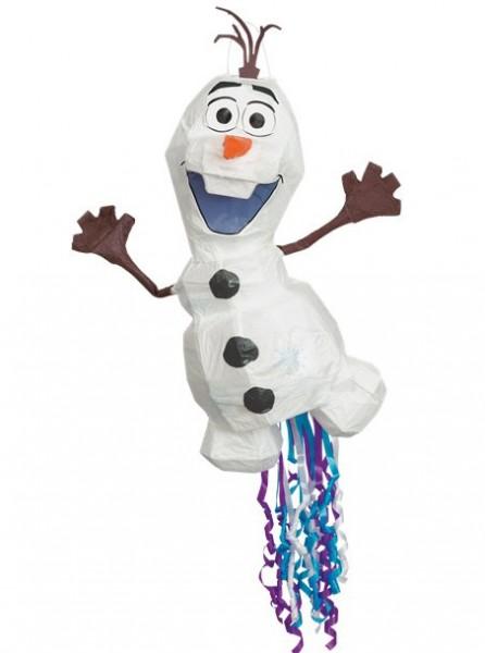 Piñata Olaf Frozen II à tirer